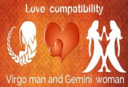 Virgo Man Gemini Woman Compatibility